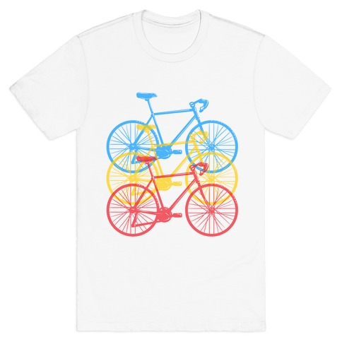 RBY Bikes Mens T-Shirt