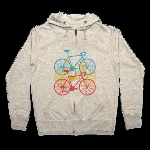 RBY Bikes Zip Hoodie
