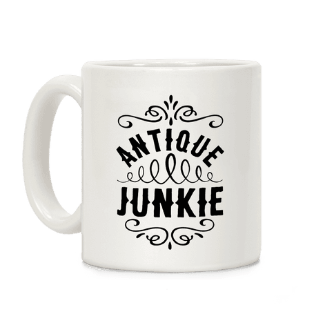 Antique Junkie Coffee Mug