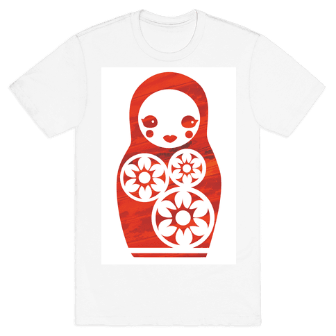 Matryoshka Doll Mens T-Shirt