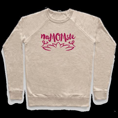 NaMOMste Yoga Mom Parody Pullover