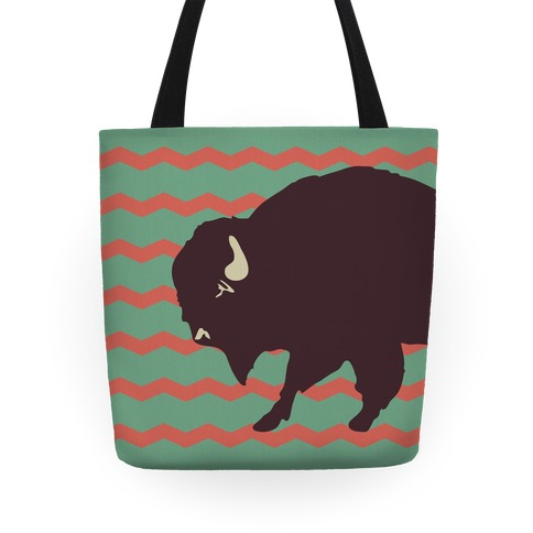 Big Buffalo Tote