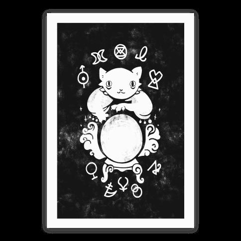 Lucky Tarot Cat #13