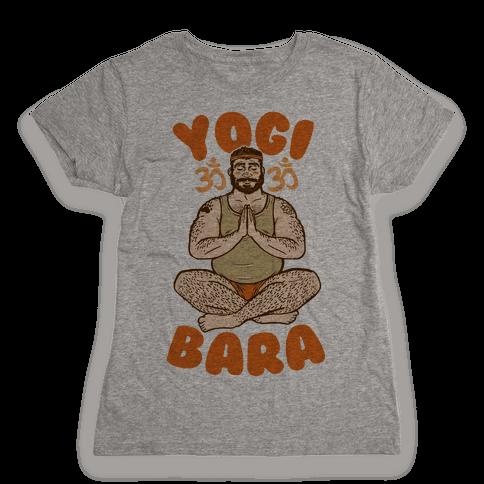 Yogi Bara Womens T-Shirt