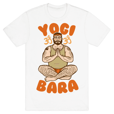 Yogi Bara Mens T-Shirt