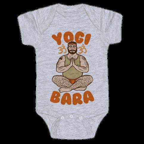 Yogi Bara Baby Onesy