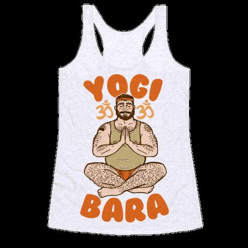 Yogi Bara Racerback Tank Top