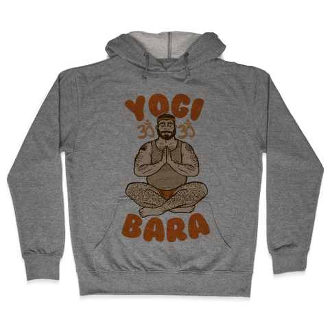 Yogi Bara Hooded Sweatshirt