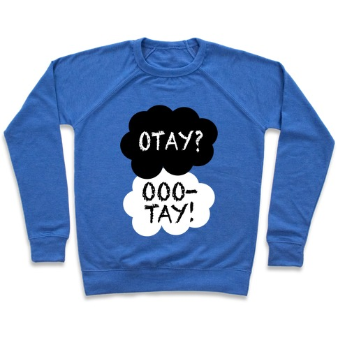 The Fault In Our Rascals Pullover