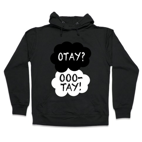 The Fault In Our Rascals Hooded Sweatshirt