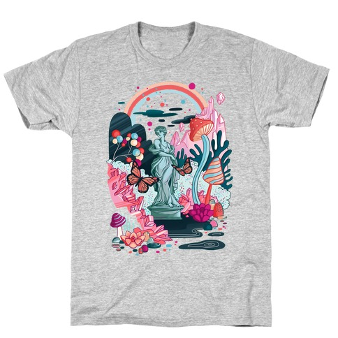 Sugar Witch's Labyrinth T-Shirt