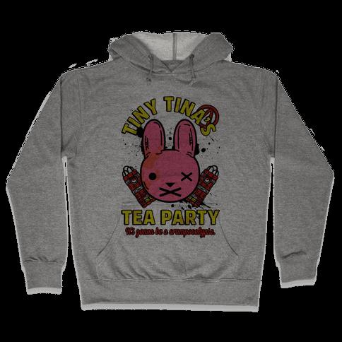 Tiny Tina's Tea Party Hooded Sweatshirt