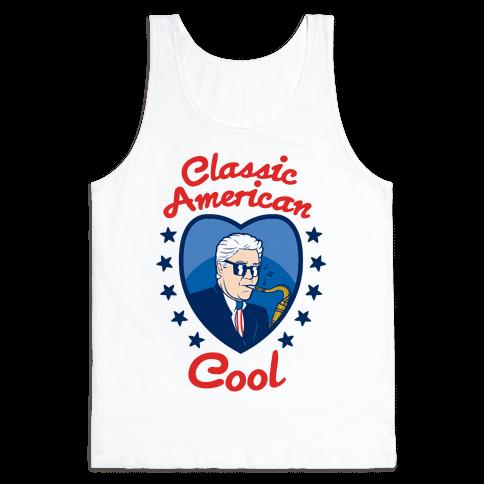 Classic American Cool Tank Top