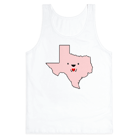 Cutie Texas Tank Top