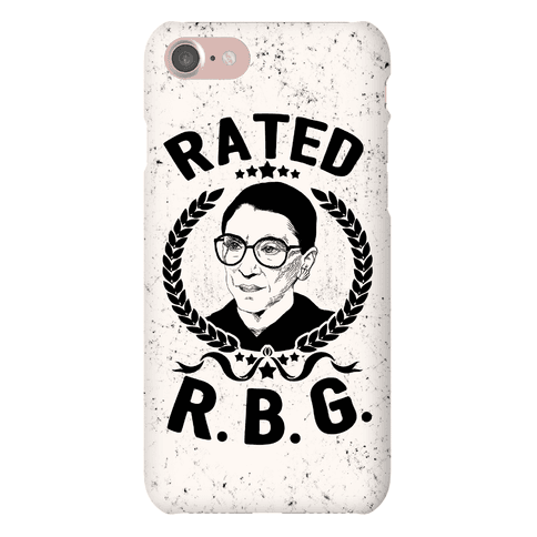 Rated R.B.G. Phone Case