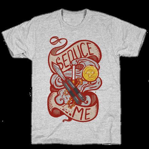 Seduce Me (Spy) Mens T-Shirt