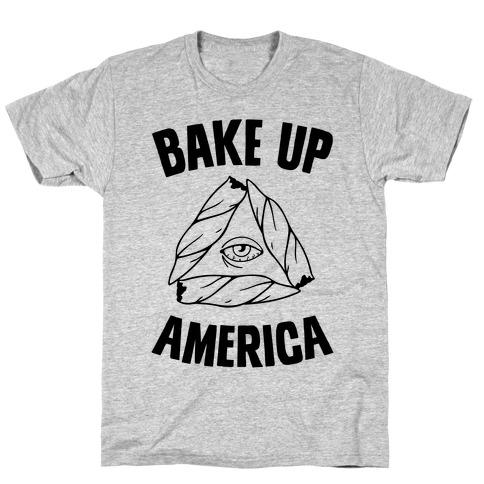 Bake Up America T-Shirt