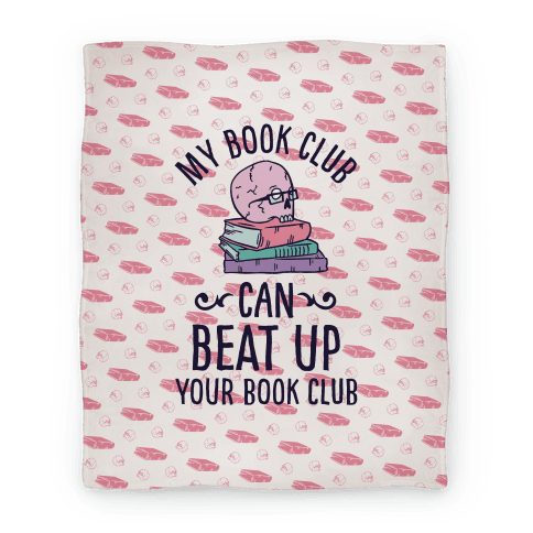 My Book Club Can Beat Up Your Book Club