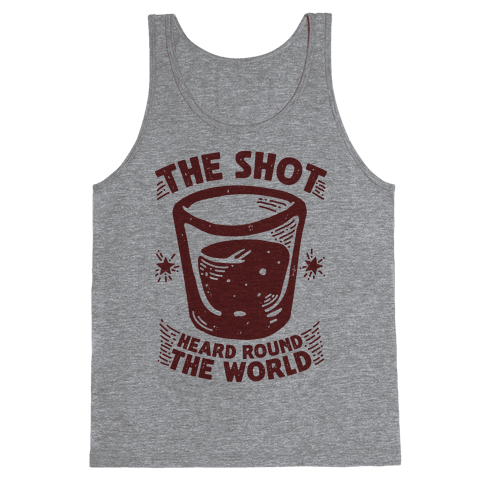 The Shot Heard Round The World