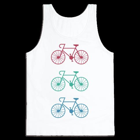Bikes! Tank Top