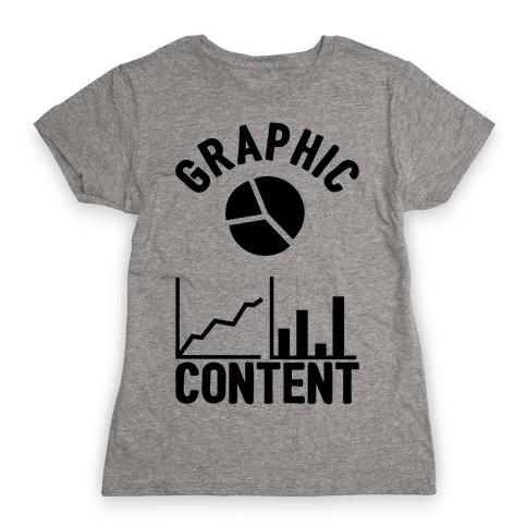 Graphic Content Womens T-Shirt