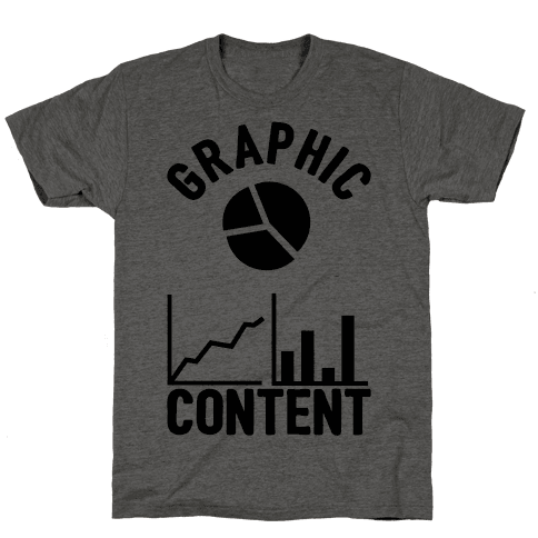Graphic Content Mens T-Shirt