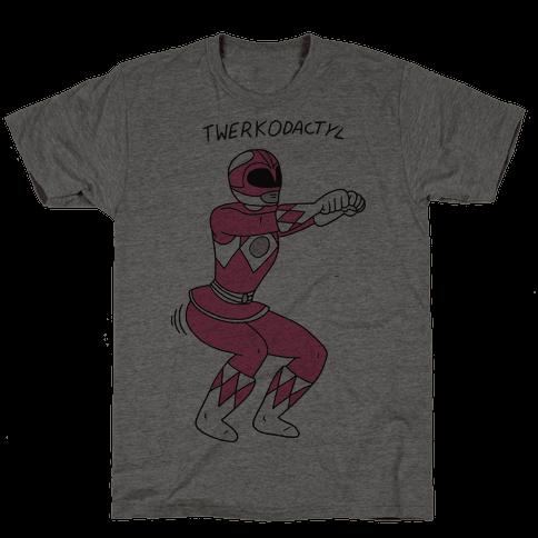 Twerkodactyl! Mens T-Shirt