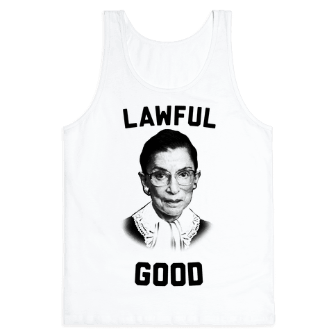 Lawful Good (Ruth Bader Ginsberg)