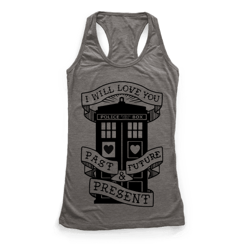 Doctor Who Love Past Future Present