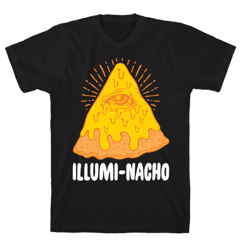 Illumi-Nacho Mens T-Shirt