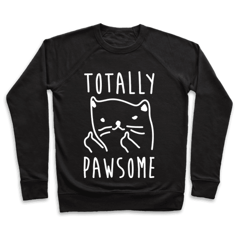 Totally Pawsome Pullover