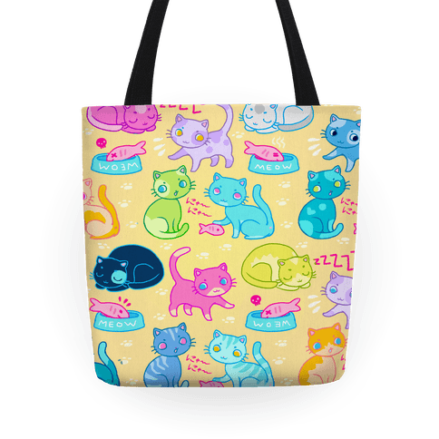 Cutie Cat pattern