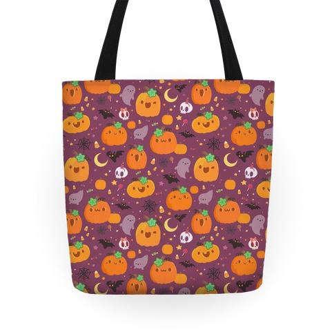 Cute 'n Spooky Halloween Tote
