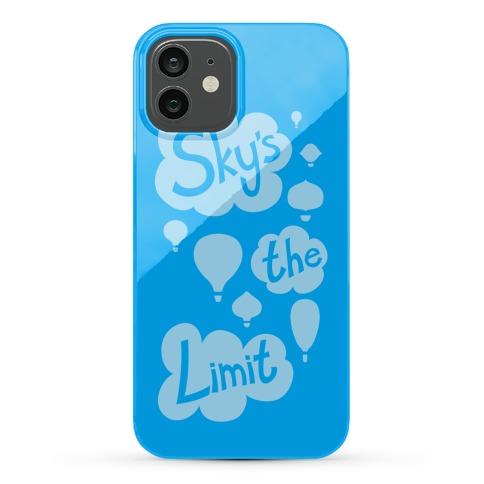 Sky's The Limit Phone Case
