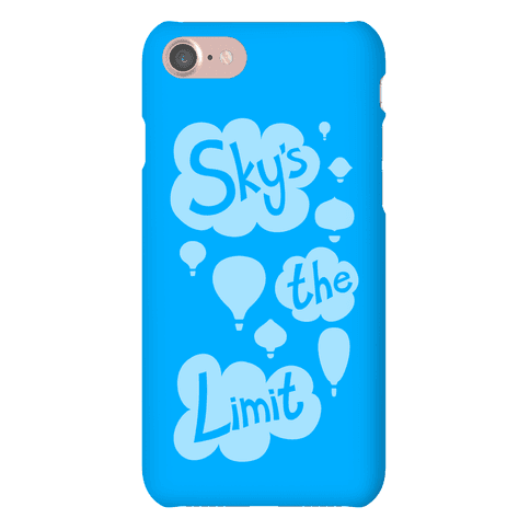 Sky's The Limit Phone Case