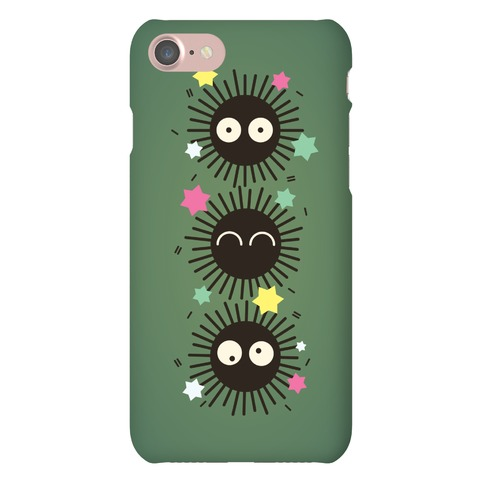 Happy Soot Sprites Phone Case