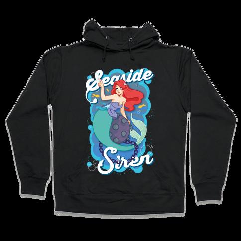 Seaside Siren Hooded Sweatshirt