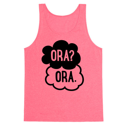 The Fault In Our Joestars Tank Top
