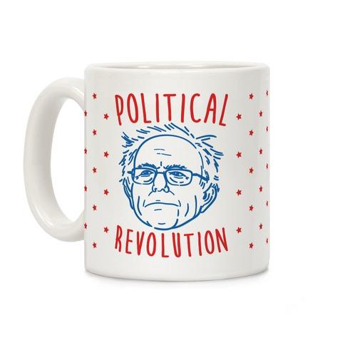 Bernie Political Revolution Coffee Mug