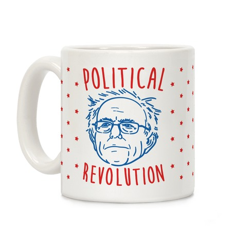 Bernie Political Revolution Coffee Mug