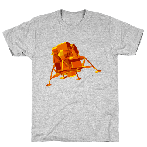 Fly Me To The Moon Mens T-Shirt
