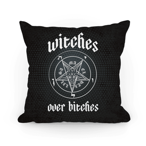 Witches Over Bitches