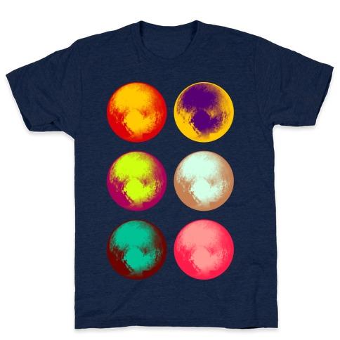 Pop Art Pluto T-Shirt