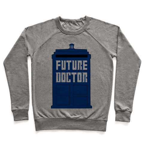 Future Doctor (Dr Who) Pullover