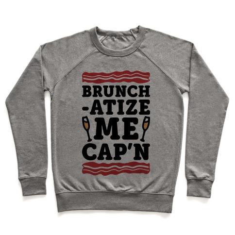 Brunchatize Me Cap'n Pullover
