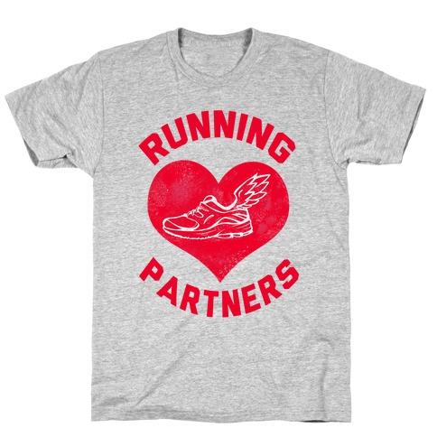 Running Partners Mens T-Shirt