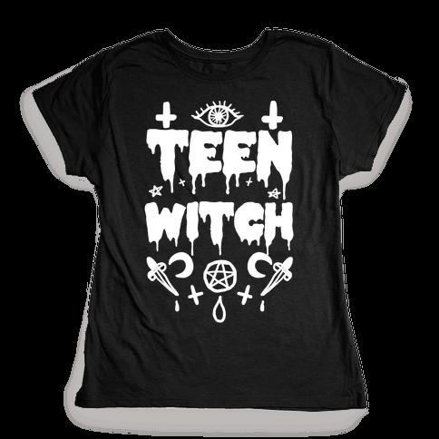 Teen Witch Womens T-Shirt