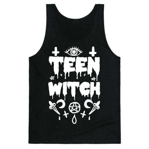 Teen Witch Tank Top