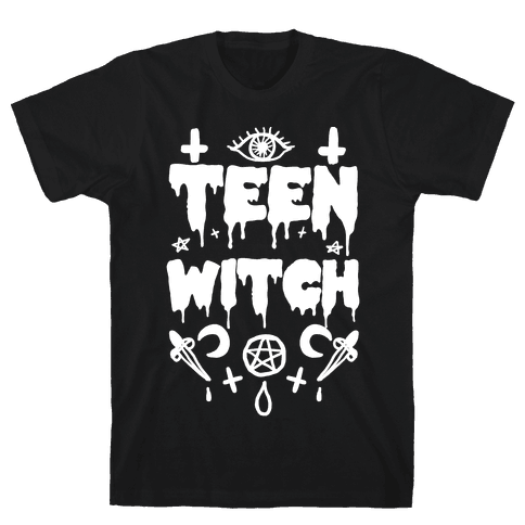 Teen Witch Mens T-Shirt