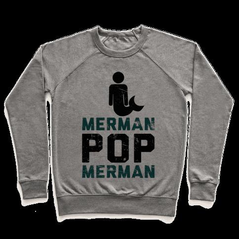 Merman Pop Merman (Tank) Pullover